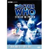 Doctor Who, Attack of The Cybermen, Colin Baker, US Region 1 DVD