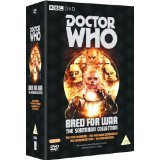 Doctor Who Bred for War Boxset, The  Invasion of Time , Tom Baker