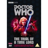 Doctor Who, Trial Of a Timelord, Colin Baker