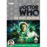Doctor Who, The Twin Dilemma, Colin Baker