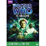 Doctor Who, Colin Baker, The Twin Dilemma
