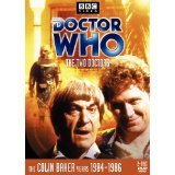 Doctor Who, Colin Baker, Patrick Troughton, The Two Doctors