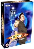 New Doctor Who, David Tennant, Complete Series 2 DVD Boxset