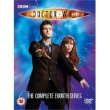 Doctor Who, David Tennant, Complete Series 4