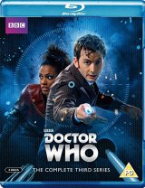 Doctor Who, David Tennant, The Complete Series 3 DVD Boxset