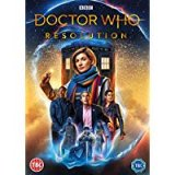 Doctor Who, Jodie Whitaker 2019 Special DVD