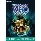 Doctor Who, Jon Pertee,Beneath The Surface,  Doctor Who and the Silurians