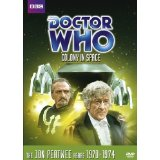 Doctor Who, Jon Pertwee, Colony In Space, US Region 1 DVD