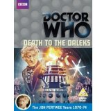 Doctor Who, Death To The Daleks, Jon Pertwee