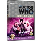Doctor Who, Frontier In Space, Jon Pertwee