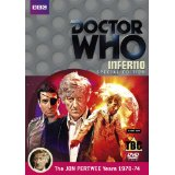 Doctor Who, Inferno, Jon Pertwee