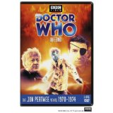 Doctor Who, Jon Pertwee, Inferno, US Region 1 DVD