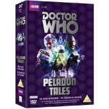 Doctor Who, Peladon Tales, The Curse Of Peladon, The Monster of Peladon