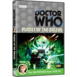 Doctor Who, Planet Of The Daleks, Jon Pertwee