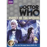 Doctor Who, Planet Of The Spiders, Jon Pertwee