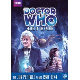 Doctor Who, Jon Pertwee, Planet Of The Spiders, US Region 1 DVD