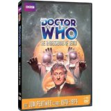 Doctor Who, The Ambassadors of Death, US Region 1 DVD, Jon Pertwee