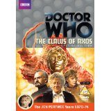 Doctor Who, Jon Pertwee, The Claws of Axos DVD