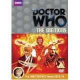 Doctor Who, the Daemons DVD, Jon Pertwee