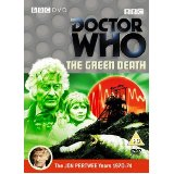 Doctor Who, The Green Death, Jon Pertwee