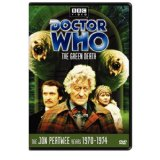 Doctor Who, Jon Pertwee, The Green Death, US Region 1 DVD