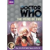 Doctor Who, Jon Pertwee, The Mind  Of Evil