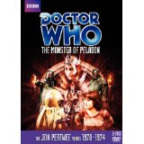 Doctor Who, Jon Pertwee, The Monster of Peladon, US Region 1 DVD