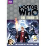 Doctor Who, The Mutants, Jon Pertwee