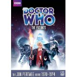 Doctor Who, Jon Pertwee, The Mutants