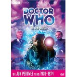 Doctor Who, Jon Pertwee, The Sea Devils, US Region 1 DVD