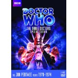 Doctor Who, Jon Pertwee, The Three Doctors Special Edition
