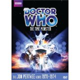 Doctor Who, Jon Pertwee, The Time Monster, US Region 1 DVD
