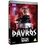 Doctor Who- The Monsters Collection Davros
