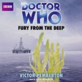 Doctor Who, Patrick Troughton, Fury From The Deep, Audio CD