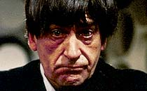 Patrick Troughton as Doctor Who