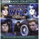 Doctor Who, Patrick Troughton, The Faceless Ones Audio CD