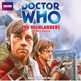 Doctor Who, The Highlanders Audio CDs