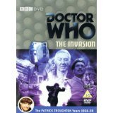 Doctor Who, Patrick Troughton, The Invasion