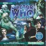 Doctor Who, The Underwater Menace, Audio  CD