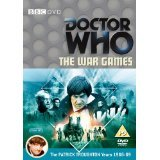 Doctor Who, Patrick Troughton, The War Games