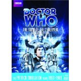 Dr Who, Patrick Troughton, Tomb Of The Cybermen Special Edition DVD