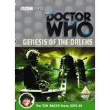 Doctor Who, Genesis Of The Daleks, Tom Baker