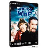 Doctor Who, Tom Baker, Logopolis, US Region 1 DVD