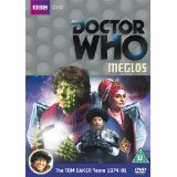Doctor Who, Meglos, Tom Baker