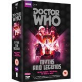 Doctor Who, Myths and Legends Boxset, Underworld, Tom Baker