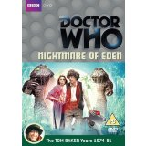 Doctor Who, Nightmare Of Eden, Tom Baker