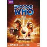 Doctor Who, Shada, Tom Baker, Region 1 DVD