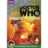 Doctor Who, Terror Of The Zygons Special Edition DVD, Tom Baker