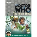 Doctor Who, The Ark In Space Special Edition DVD, Tom Baker