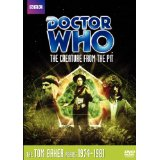 Doctor Who, The Creature from the Pit US Region 1 DVD